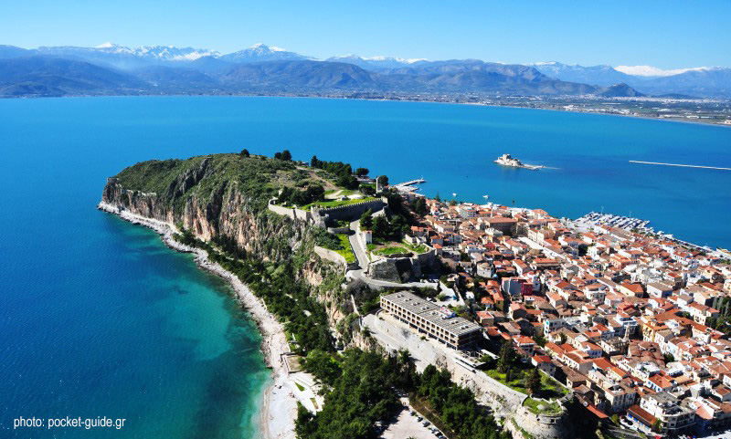 Nafplio - Hotel golden beach tolo